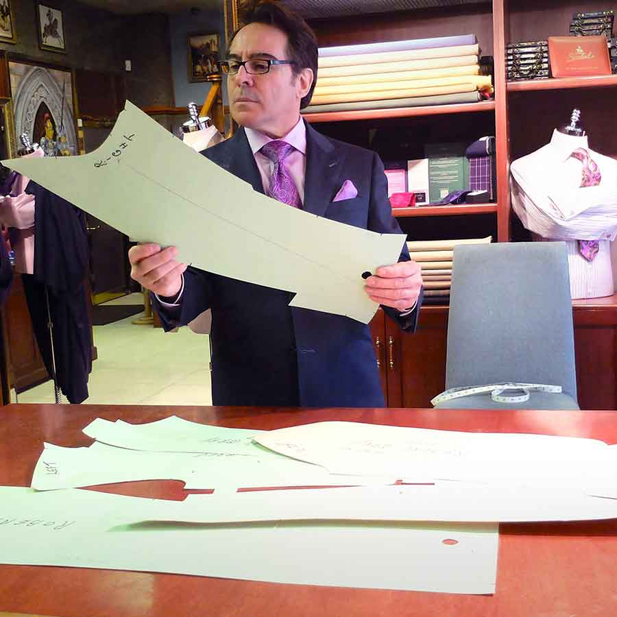 best bespoke tailor in toronto