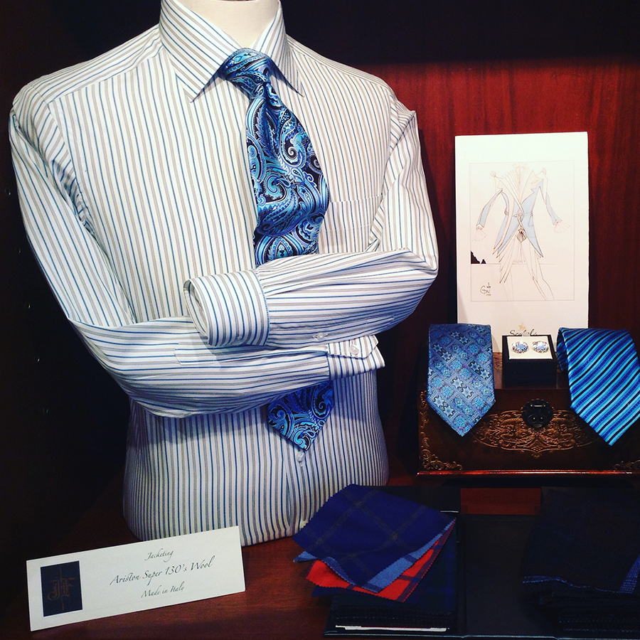 custom dress shirts toronto-001