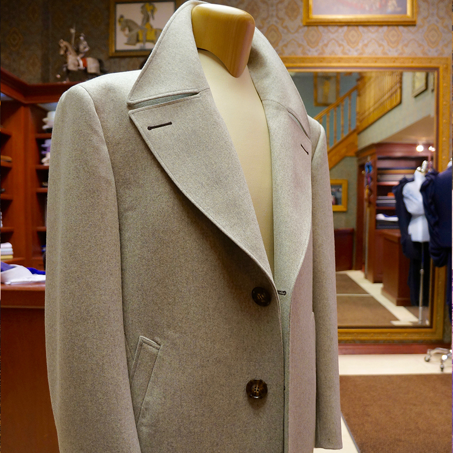 custom made suit Toronto