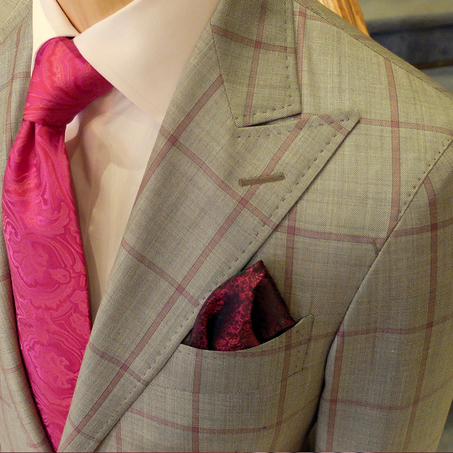 toronto bespoke suits