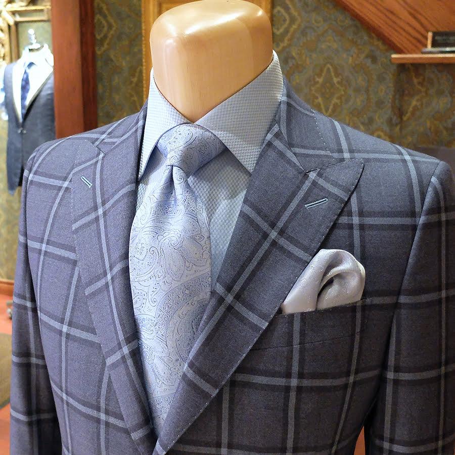 toronto custom suit