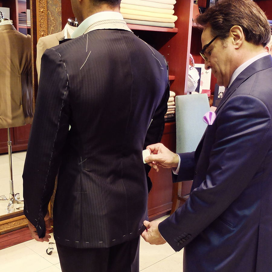 Bespoke Fitting