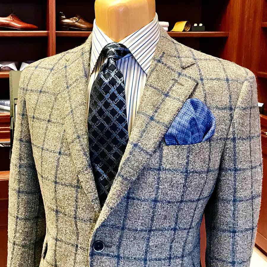 This summer in Toronto bespoke suits have topped the charts in class!
